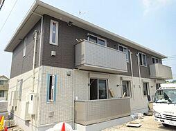 千葉県野田市光葉町2丁目の賃貸アパートの外観