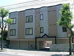 金盛マンション C棟[202号室]の外観