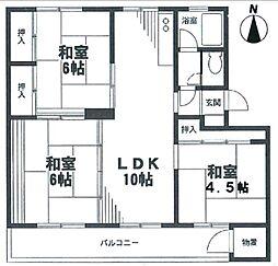 🉐敷金礼金0円!🉐愛宕団地2-2