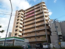 大阪府藤井寺市春日丘1丁目の賃貸マンションの外観
