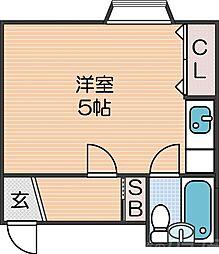 帝塚山駅 2.6万円