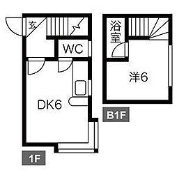 南郷18丁目駅 2.5万円