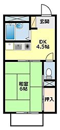 上挙母駅 3.0万円