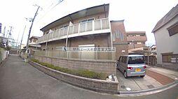 アンプルールクラージュ瓢箪山[2階]の外観