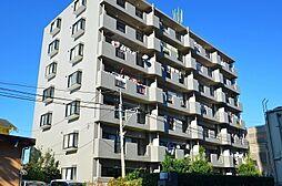 グランパレス堀口[6階]の外観