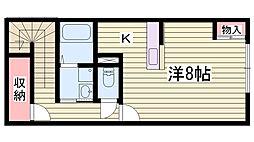 浜の宮駅 4.7万円