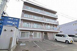北海道札幌市南区澄川三条5丁目の賃貸マンションの外観