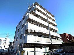 第5シャトー猪高台[4階]の外観