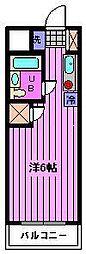 TOP大宮第9[3階]の間取り