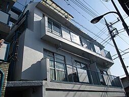 カーサ竹矢第2[2階]の外観