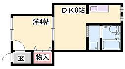 板宿駅 2.6万円