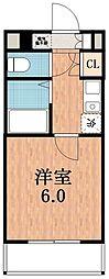 あべの恵寿ビル[10階]の間取り