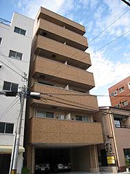 兵庫県神戸市中央区日暮通1丁目の賃貸アパートの外観