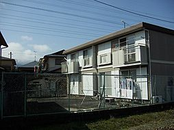 神奈川県南足柄市和田河原の賃貸アパートの外観