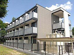 埼玉県戸田市上戸田の賃貸マンションの外観