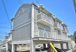 大阪府豊中市西泉丘3丁目の賃貸アパートの外観