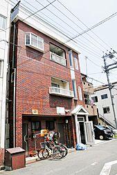 北村マンション[4階]の外観