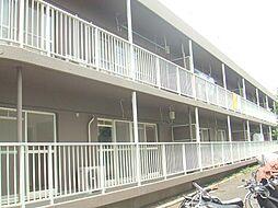 パレススメールB棟[107号室]の外観