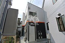 兵庫県神戸市長田区山下町4丁目の賃貸アパートの外観