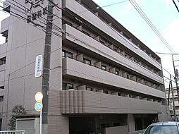 東京都八王子市暁町1丁目の賃貸マンションの外観