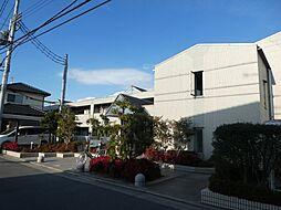 兵庫県明石市魚住町長坂寺の賃貸マンションの外観