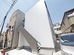 愛知県名古屋市瑞穂区新開町の賃貸アパートの外観