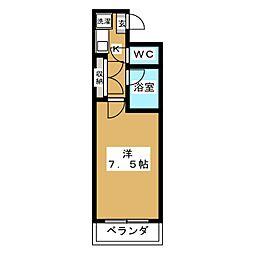 アトレ万寿寺[3階]の間取り