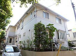 [テラスハウス] 東京都大田区中央5丁目 の賃貸【/】の外観