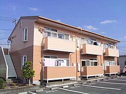 朝日コーポI[102号室]の外観