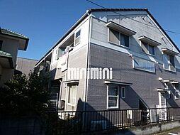 内田ハイツ[2階]の外観