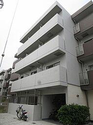 スカイコート下北沢壱番館[202号室]の外観