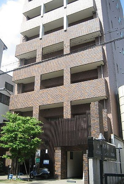 アスヴェル京都市役所前[11階]の外観