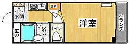 有馬パレス野崎[2階]の間取り