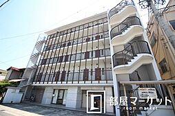 愛知県豊田市元城町3丁目の賃貸マンションの外観