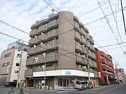 トラスティ加美[5階]の外観