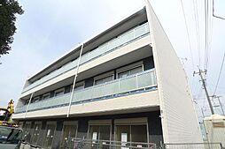 千葉県柏市北柏2の賃貸マンションの外観