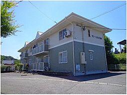 鹿児島県霧島市国分清水3丁目の賃貸アパートの外観