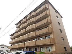 三重県鈴鹿市桜島町1丁目の賃貸マンションの外観