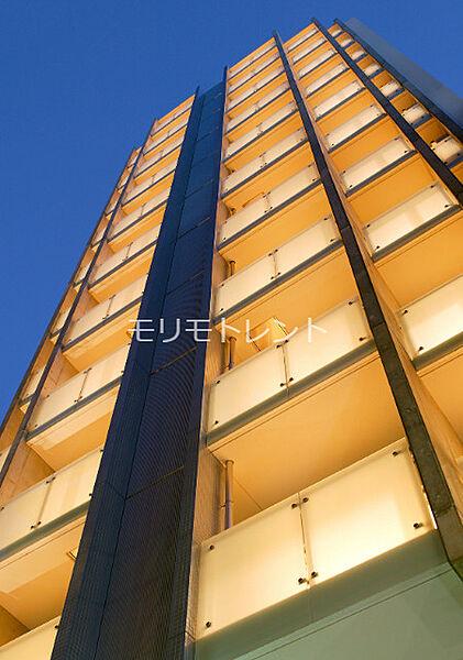 カスタリア麻布十番II[10階]の外観
