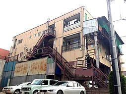 横瀬マンション[202号室]の外観