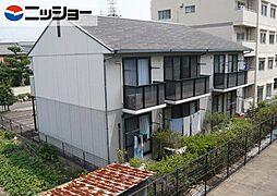 サクラハウス[2階]の外観