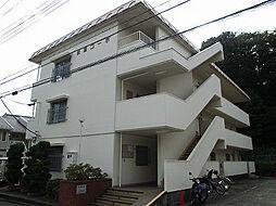 秋葉コーポ[2階]の外観