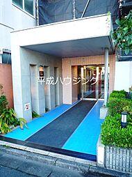 グレース早稲田[6階]の外観