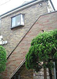 東京都杉並区阿佐谷南3丁目の賃貸アパートの外観