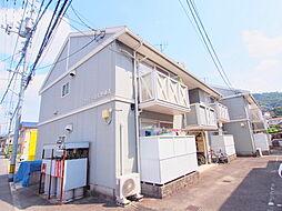 ファミーユ矢野東B棟[1階]の外観