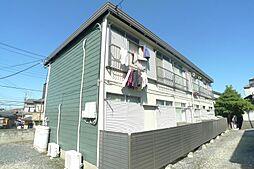 スカイハイツA[A201号室]の外観