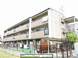 ディアコート藤井寺[3階]の外観