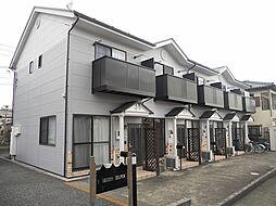 DUPLEX SHINZO I[2階]の外観