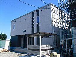 北海道札幌市手稲区前田十二条10丁目の賃貸アパートの外観