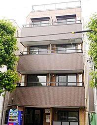 東京都世田谷区玉川台2丁目の賃貸マンションの外観